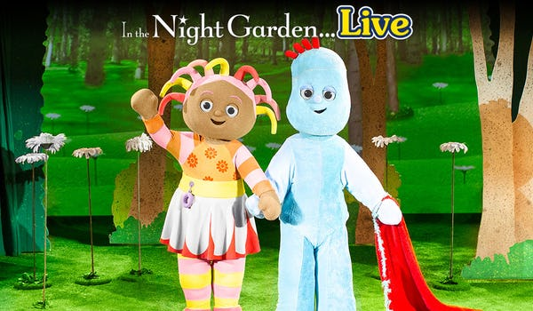 In The Night Garden - Live Tour Dates