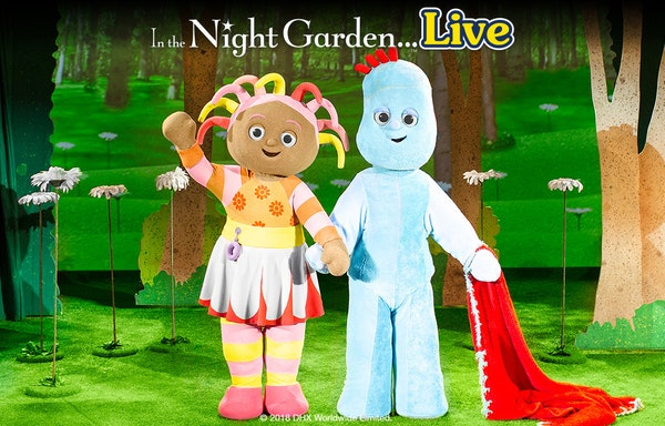 In The Night Garden - Live
