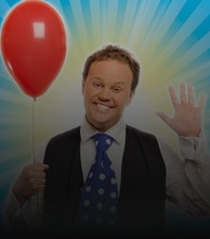 Justin Fletcher MBE artist photo
