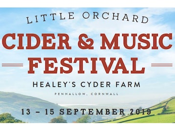Little Orchard Cider & Music Festival: The Wurzels, Mad Dog Mcrea, Reef picture