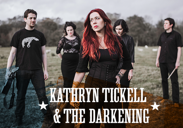 Kathryn Tickell & The Darkening