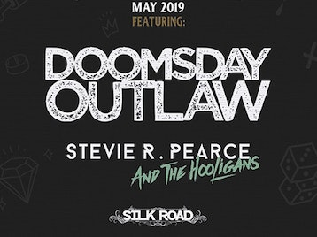 Doomsday Outlaw, Stevie R. Pearce and the Hooligans, Silk Road picture
