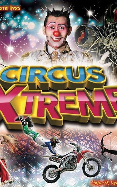 Circus Extreme Tour Dates