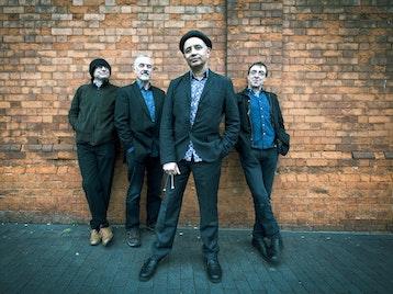 Mark Cherrie Quartet artist photo