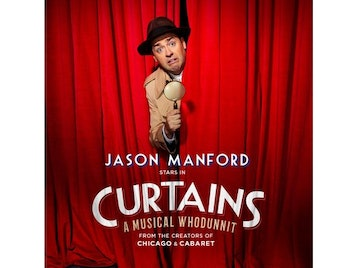 Curtains (Touring), Jason Manford picture