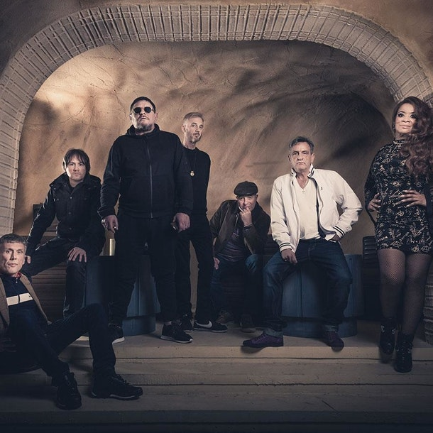 Happy Mondays Tour Dates