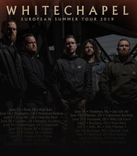 Whitechapel artist photo