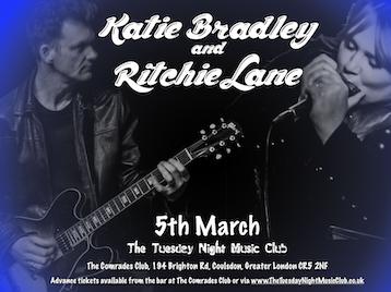 Katie Bradley, Ritchie Lane picture