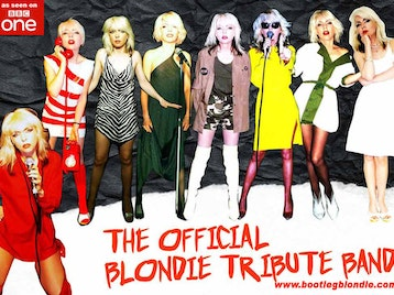 Bootleg Blondie - The Official Blondie and Debbie Harry Tribute picture