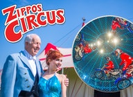 Zippos Circus: Get 40% off tickets!