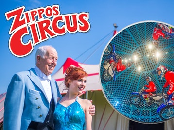 The Magnificent Top Hat: Zippos Circus picture