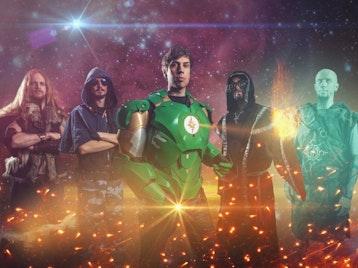 Intergalactic Terror Tour: Gloryhammer picture