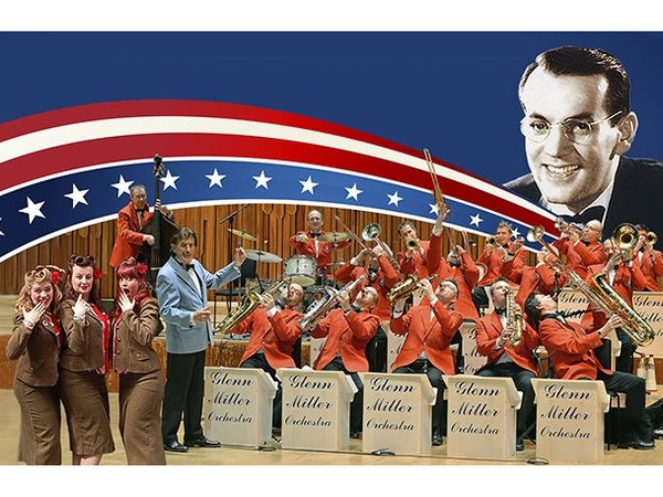 The Glenn Miller Orchestra UK
