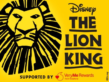 Disneys The Lion King Tickets Edinburgh Playhouse Theatre 5th Dec 2019