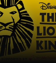 Disney's The Lion King artist photo
