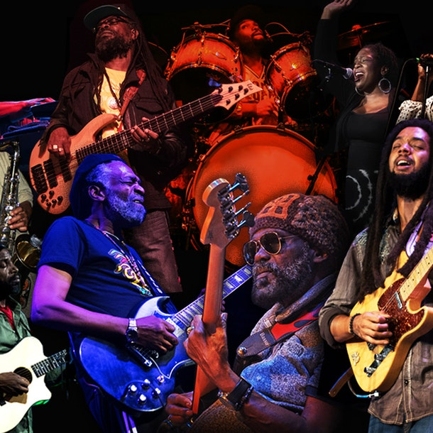 The Wailers Tour Dates