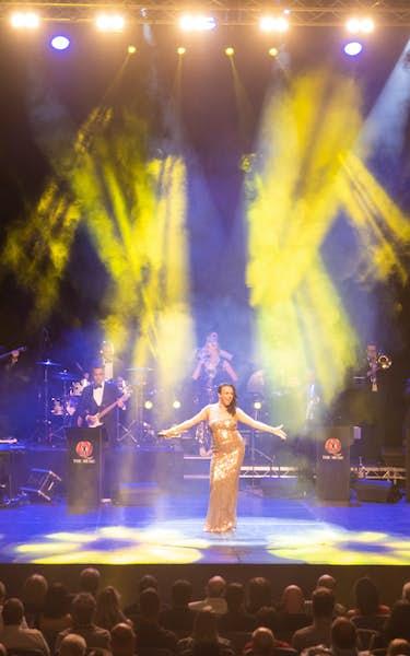 Q The Music Show - James Bond Tribute Band Tour Dates