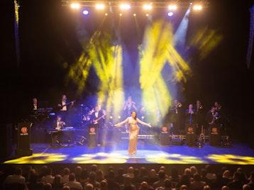 102b4b15c95 Q The Music Show - James Bond Tribute Band Tour Dates   Tickets 2019