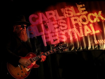 Carlisle Blues Rock Festival 2019: Andy Fairweather Low & The Low Riders, RHR, Stevie Nimmo Trio, Xander And The Peace Pirates, Ian Parker, Connie Lush, Jon Amor, Guy Tortora, Kyla Brox, The Sean Webster Band, Crow Black Chicken, Felix Rabin, Zoe Schwarz Blue Commotion, Mike Bowden, The A917 Band, Nick Steed 5, Junkhouse Dog picture