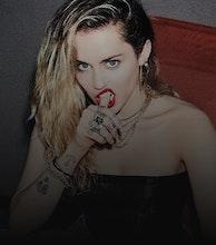 Miley Cyrus artist photo