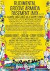 Flyer thumbnail for Beat-Herder Festival: Rudimental, Groove Armada, Sister Sledge, Basement Jaxx (DJ Set), Hot 8 Brass Band, The Sugarhill Gang, DJ Melle Mel & Scorpio, Dub Pistols, The Dutty Moonshine Big Band, Henge & more