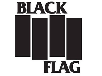 Black Flag artist photo