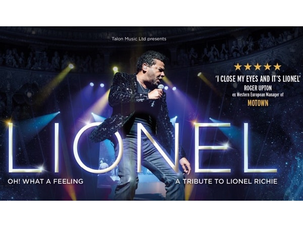 Lionel - Oh! What A Feeling Tour Dates