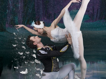 Swan Lake – The Greatest Of All Romantic Ballets: Russian National Ballet picture