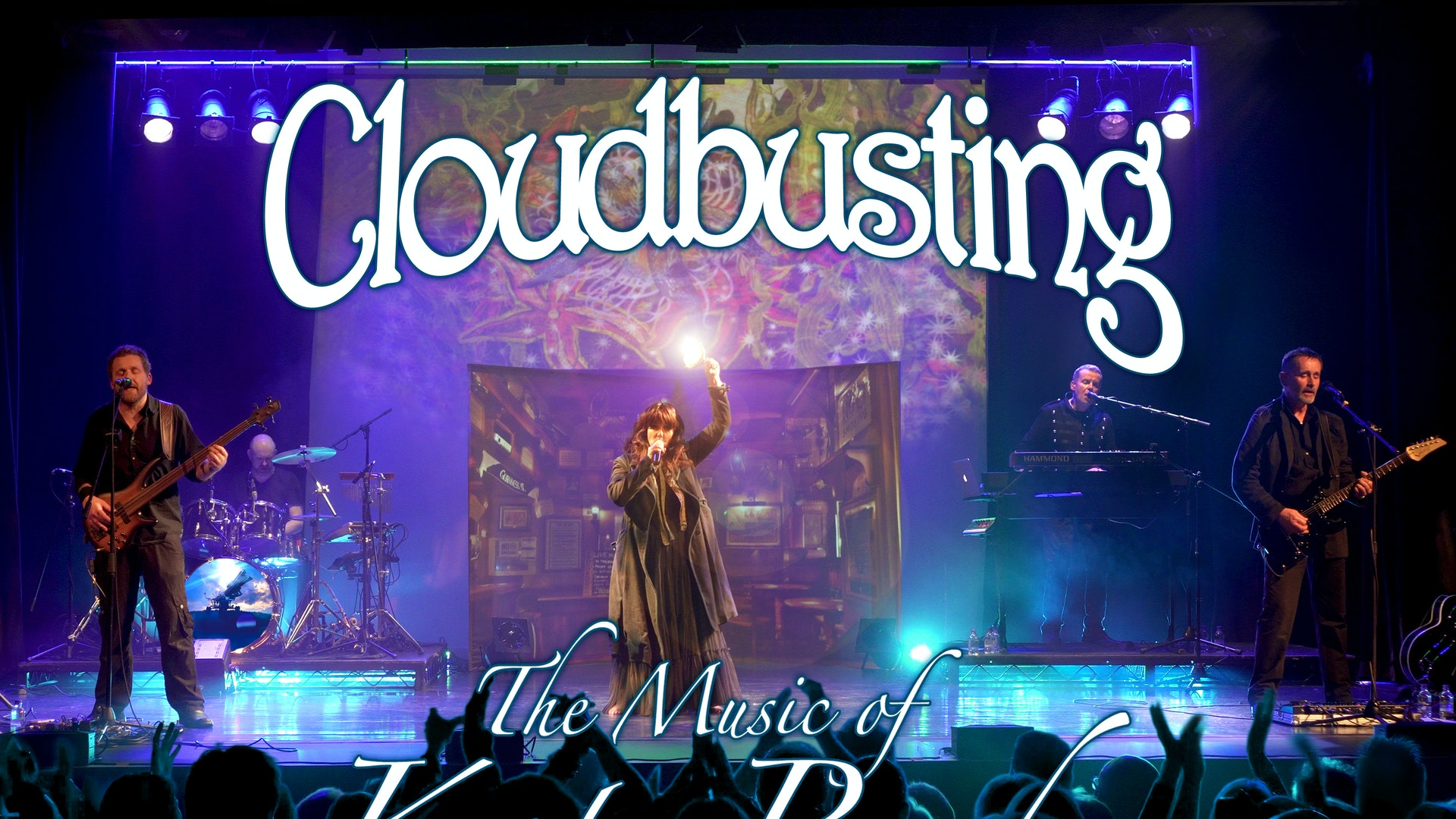 Cloudbusting: The Music Of Kate Bush at Cromer Pier Pavilion Theatre, Cromer