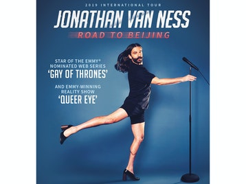 Road To Beijing: Jonathan Van Ness picture
