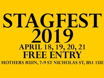 Stagfest: The Backhand Jags, Chang, Liip, Monocle, Grandmas House, Twin Sibling, Everything Else, Alkahest, Olanza, Oilmen, Hops, Fes, Esuna, Little Islands, The King Dukes, Clay Bottom Jug Busters, Mike Crawford and The Various Sorrows, The Slimline Shufflers, Jak James picture