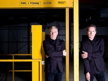 Souvenir - OMD 40 Years: OMD picture