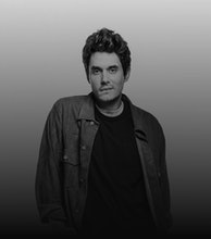 John Mayer artist photo