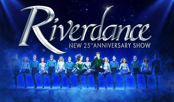 Riverdance - New 25th Anniversary Show