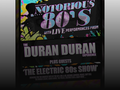 The Duran Duran Experience, The Electric 80's Band event picture