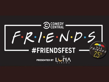 FriendsFest artist photo
