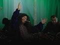 Abida Parveen, Nahid Saddiqui event picture