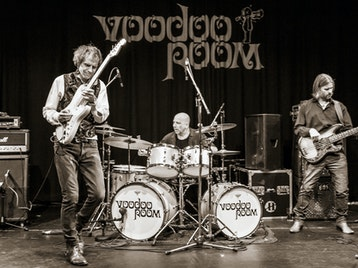 Voodoo Room - The Music Of Hendrix, Clapton & Cream picture