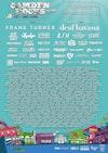 Flyer thumbnail for Camden Rocks Festival 2019: Frank Turner, Deaf Havana, New Model Army, Wheatus, Ginger Wildheart, The Professionals, Pretty Vicious, Milk Teeth, Angelic Upstarts, Rascalton & more
