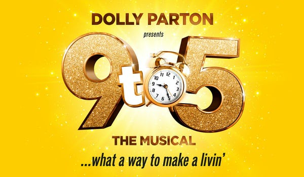 9 To 5: The Musical Tour Dates