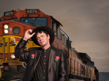 Live: Rich Hall picture