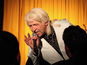The Paranormalist Returns: Clinton Baptiste picture