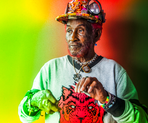 Lee 'Scratch' Perry Tour Dates
