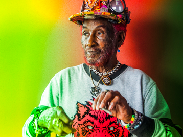 Lee 'Scratch' Perry picture