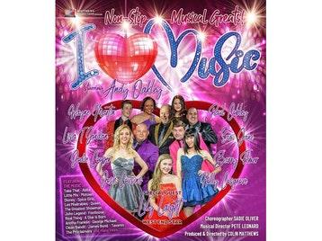 I Love Music: Andy Oakley, Wayne Martin, Paul Cobley, Lisa T Jordan, Sami-Jane Slater, Barry Elmer, Holly Cosgrove, Jodie Cooper, Lily Laight, Josh Cousins picture
