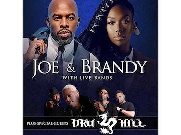 Joe, Brandy, Dru Hill picture