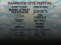 Hardwick Live Festival: Manic Street Preachers, The Zutons event picture