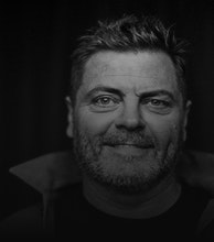 Nick Offerman artist photo