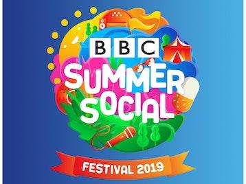 BBC Summer Social Festival 2019: Mr Tumble, Justin Fletcher MBE, Andy & The Odd Socks, Dr Ranj, Yolanda, Cook And Line, Hey Duggee, Busted, John Newman, Nina Nesbitt, Freya Ridings, Donel, Almost Never picture
