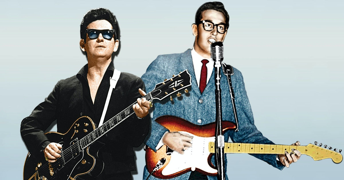 Roy Orbison & Buddy Holly - Rock 'N 'Roll Dream Tour